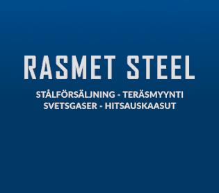 Rasmet Steel logo